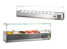 Pizza Topping Units