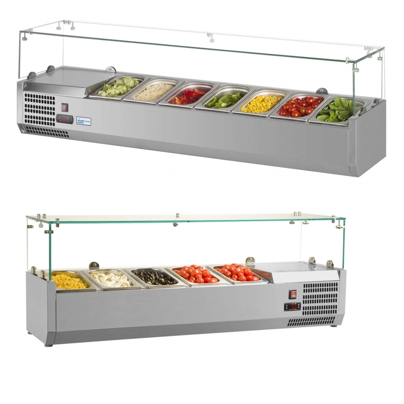 Display Topping Units